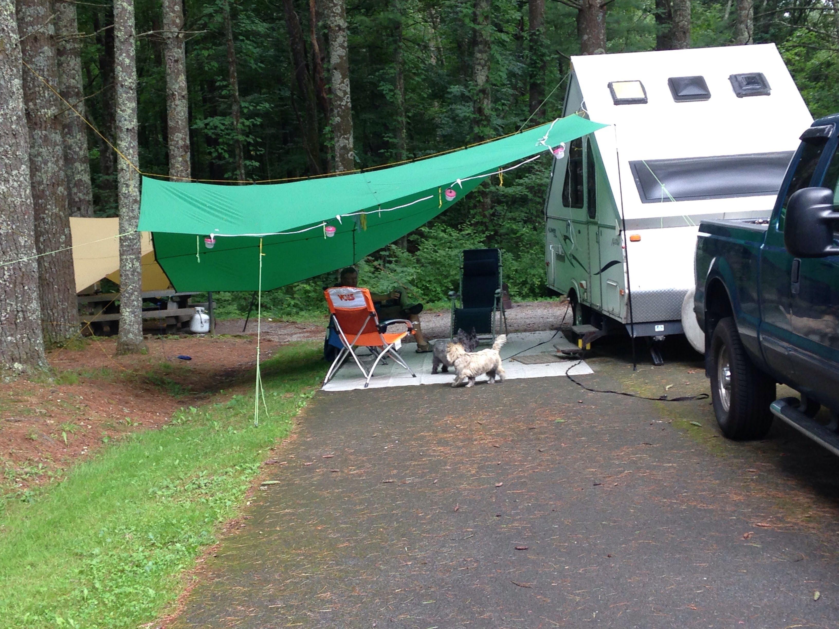 Medium Of A Liner Camper