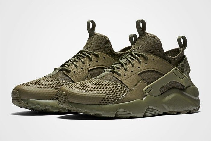 8a0e6b87cb NIKE-AIR-HUARACHE-(MILITARY-GREEN) | FootLoose in 2019 | Nike air ...