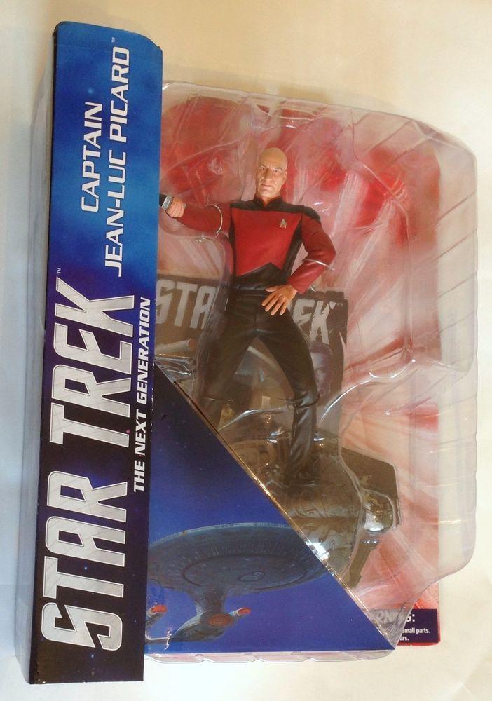 513b5d6e8ec7b Diamond Select Star Trek The Next Generation TNG Captain Picard Action  Figure