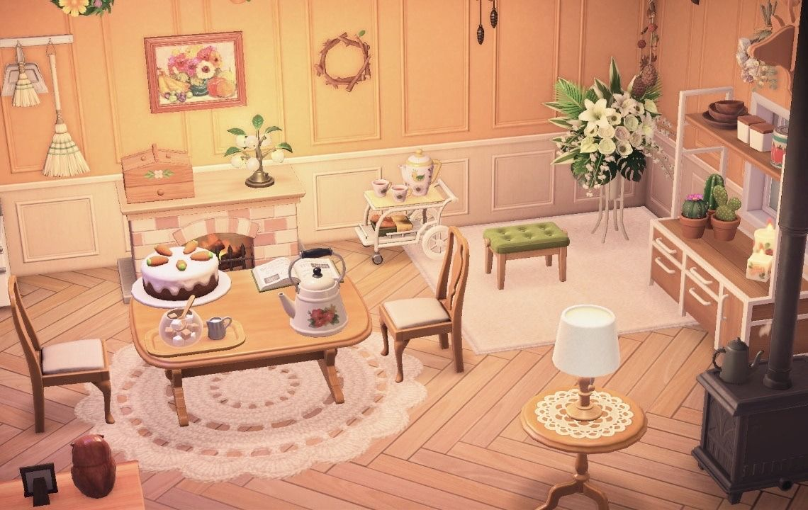 Pin on Animal Crossing New Horizons on Animal Crossing New Horizons Bedroom Ideas  id=97509
