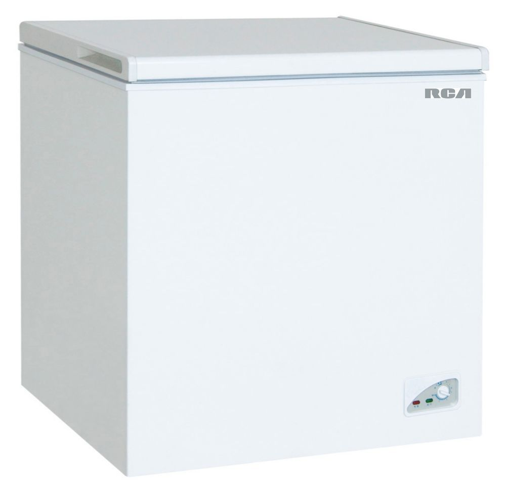 7 1 Cu Ft Compact Chest Freezer White Chest Freezer Cubic Foot Freezer