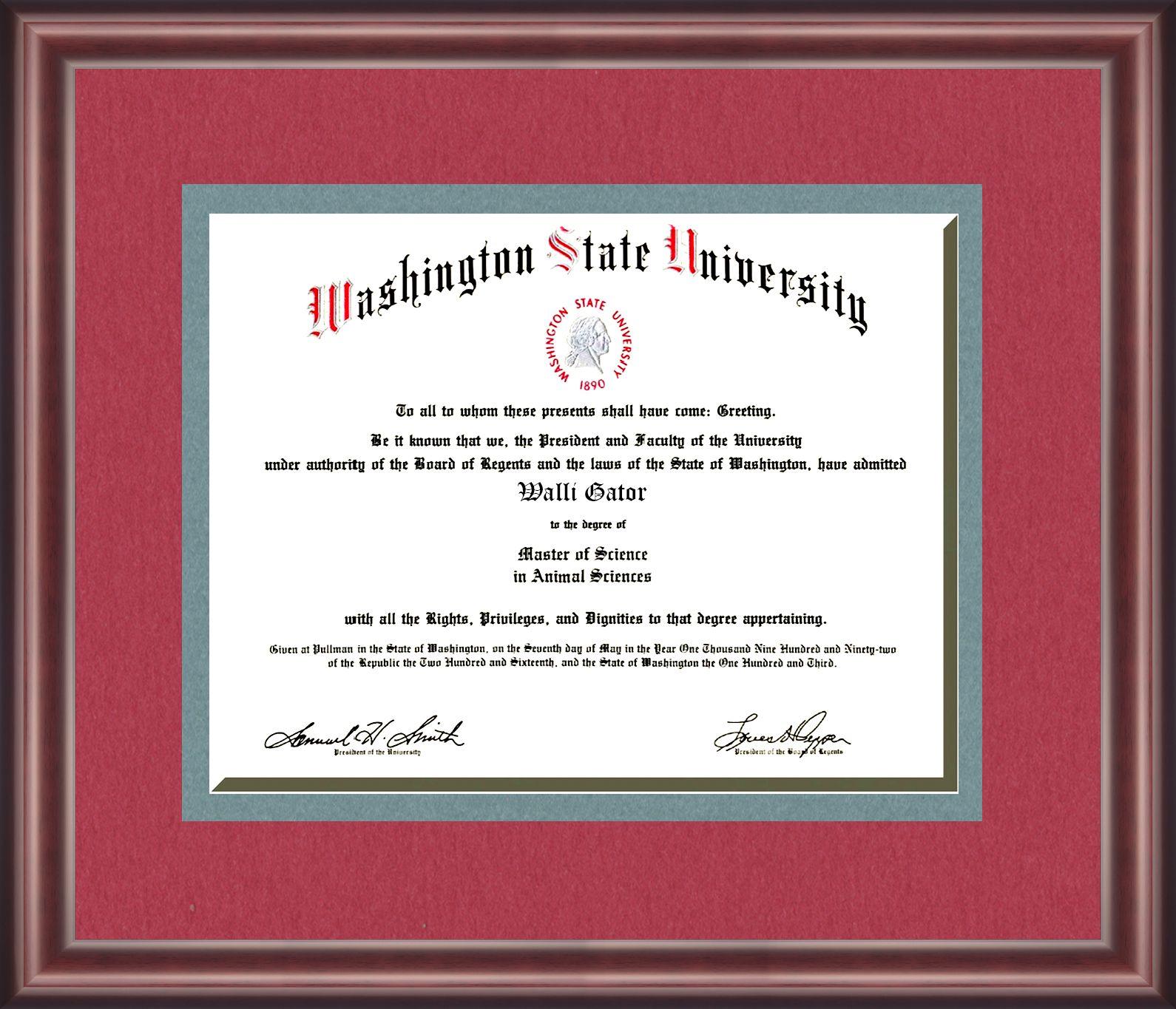 110 Diploma Frames Ideas Diploma Diploma Frame Military Appreciation