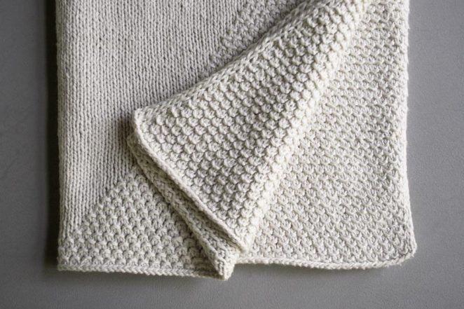 8 Super Cute Knit Baby Blanket Patterns | Baby blanket ...