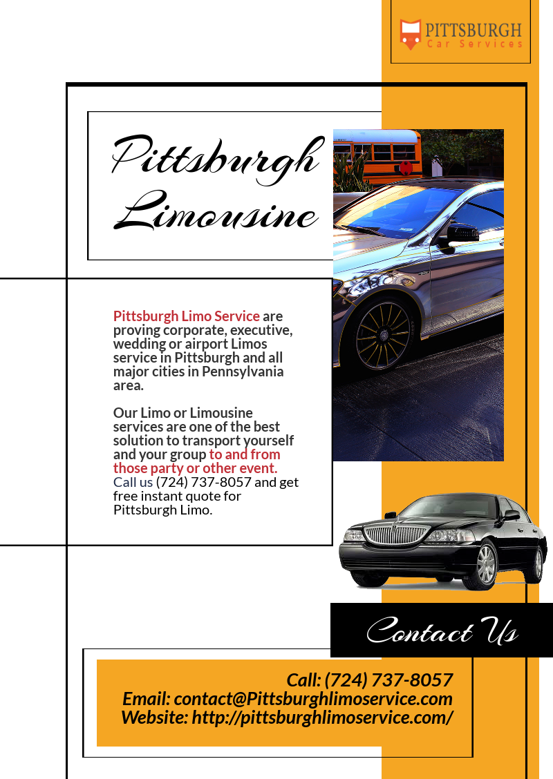 Are You Searching Town Car Services Near Me Pittsburgh Limo Service