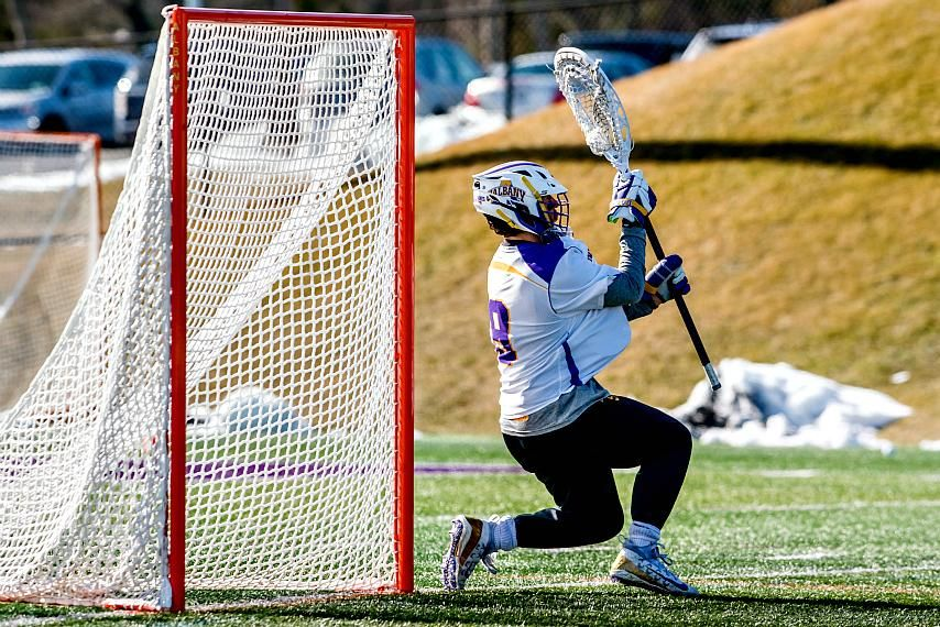 Given Chance Colarusso Stars For No 1 Ualbany Men S Lacrosse