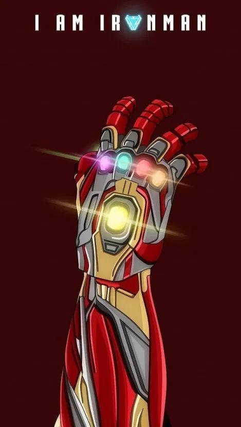 I Am Ironman Infinity Stones Iphone Wallpaper Free Free Pik Psd Iron Man Cartoon Iron Man Art Iron Man Wallpaper