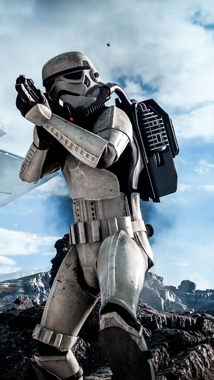 720x1280 Fondos de pantalla Star Wars, Battlefront