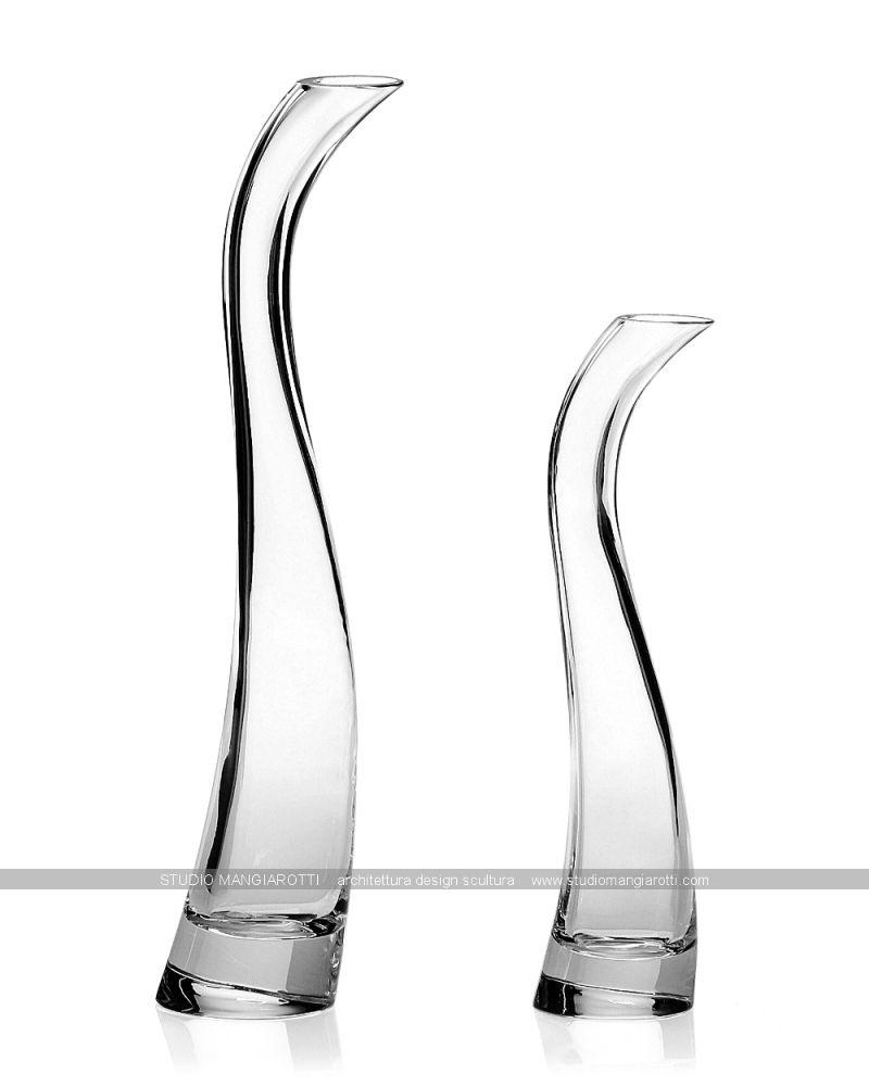 Angelo mangiarotti opere di design prodotti in vetro for Prodotti di design