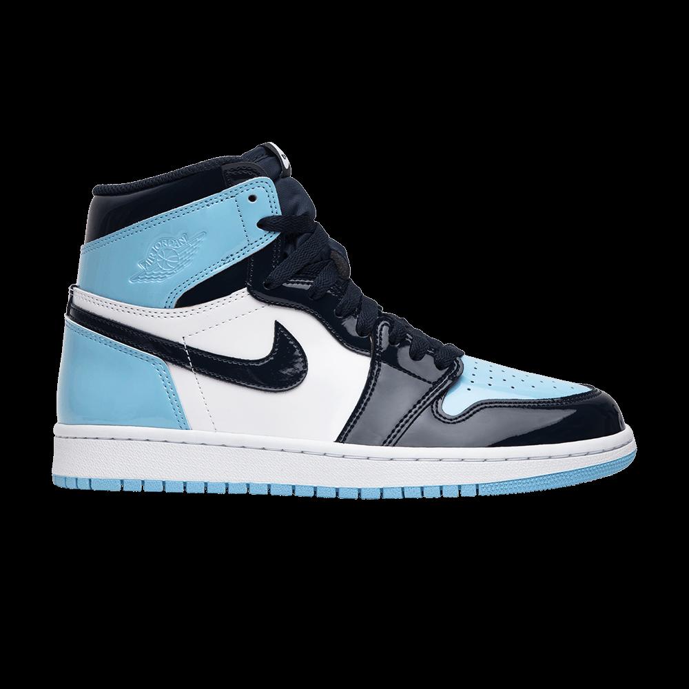 2020 Cd0461 401 Air Jordan 1 Retro High Og Wmns Blue Chill