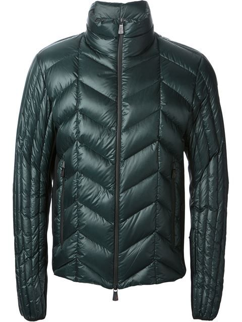 1ca4272ff Shop Moncler Grenoble 'Besancon' padded jacket in Papini from the ...