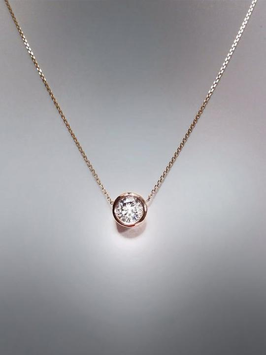 b872f7645ba955 This beautiful, sleek and minimalist necklace is sure to add just the right  amount of flair to your style. This timeless design goes flawlessly with  any ...