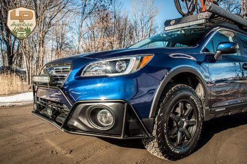 LP Aventure big bumper guard - 2015-2017 Outback | Subaru ...