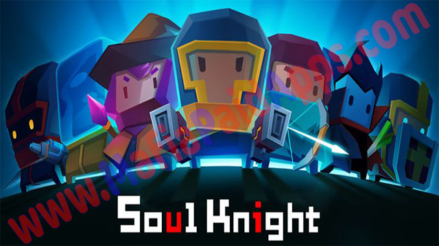 Soul Knight 1 5 2 Mod (Unlimited MoneyUnlocked) Apk for android Soul