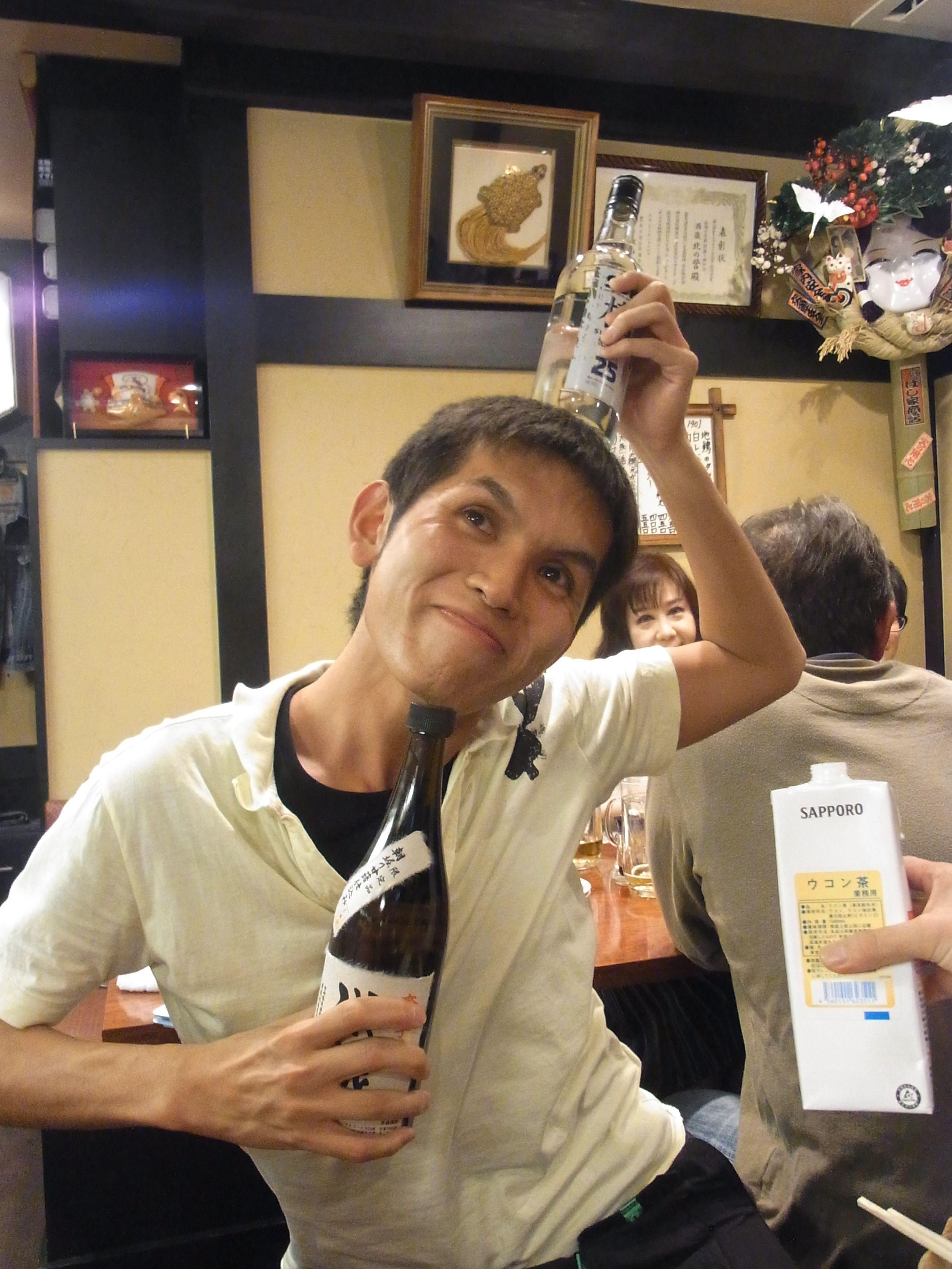 東京駒込で開催■コーヒー教室&交流会 5/19(土)の午後 ~ 飲み会★今回も最高に楽しかった!!