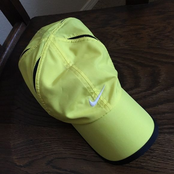 a88a802ced089 Nike DriFit Hat - nwot Featherlight Nike hat. Adjustable Velcro tab with  Nike swoosh. New. Never worn. No trades. Nike Accessories Hats