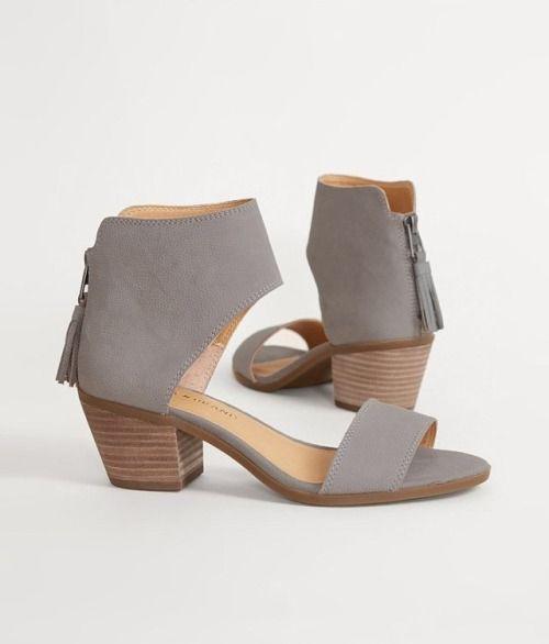 33a2b9189e5 Lucky Brand Barbina Sandal in Driftwood - Womens Shoes