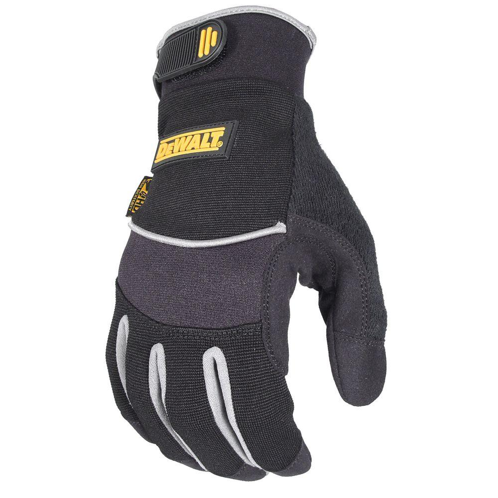 Dewalt all purpose synthetic palm performance glove