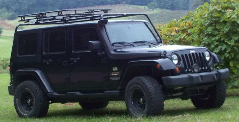 Jeep Wrangler Unlimited Rubicon With Snorkel Jeep Wrangler