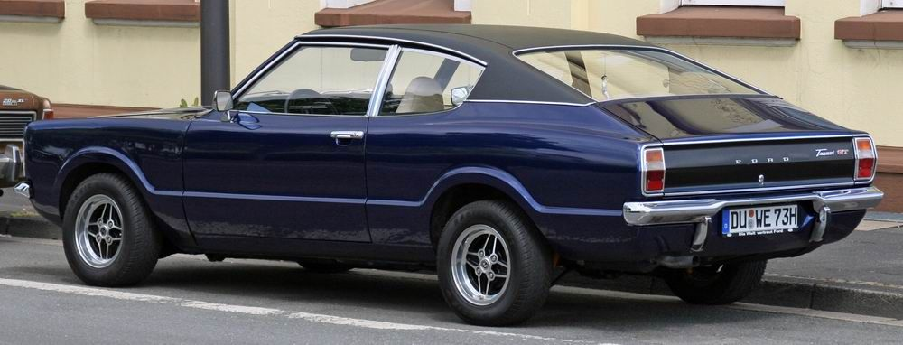Ford Taunus Gt Coupe Ford Taunus Gt Ford Autos