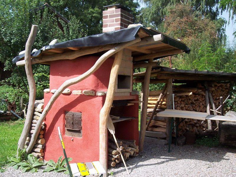 Holzbackofen Bausatz Zum Selber Bauen Holzbackofen Holz Drechseln Lehmofen Bauen