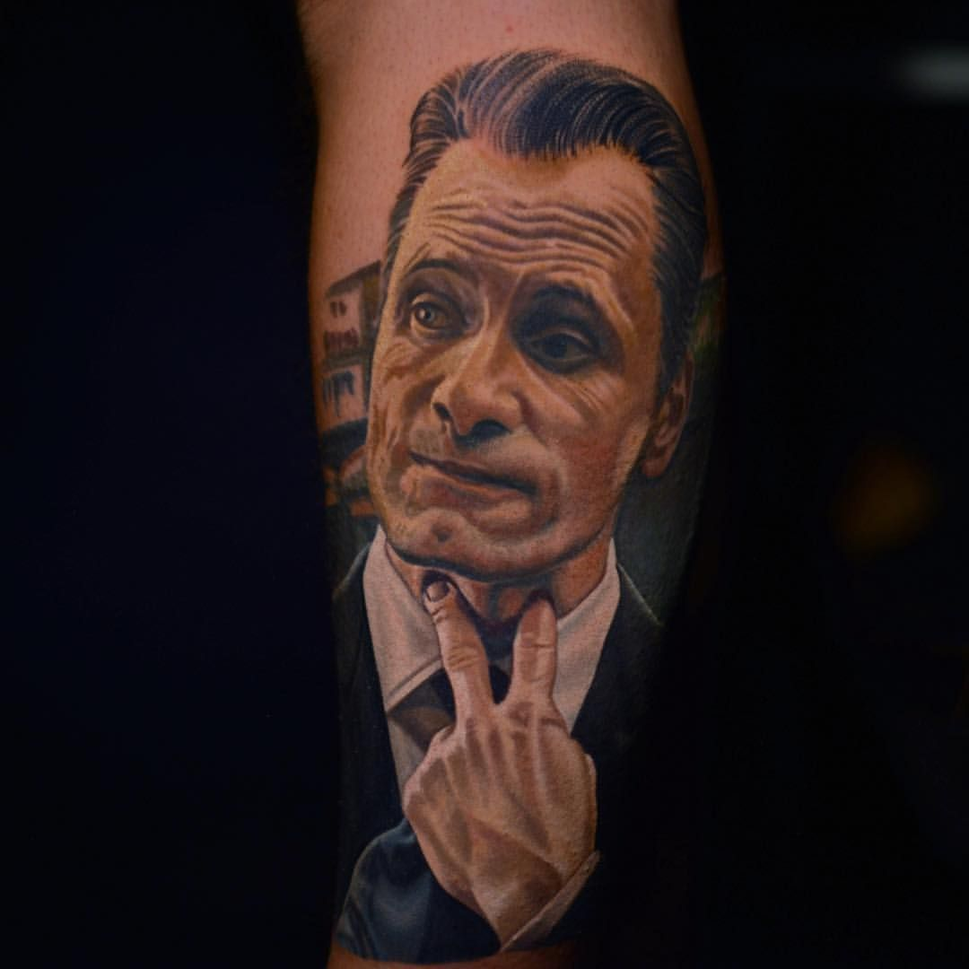 nikko hurtado x viggo mortensen x eastern promises tattoo