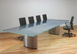 Glass boardroom table and modern conference room furniture with glass boardroom table and modern conference room furniture with wiring for sale greentooth Gallery