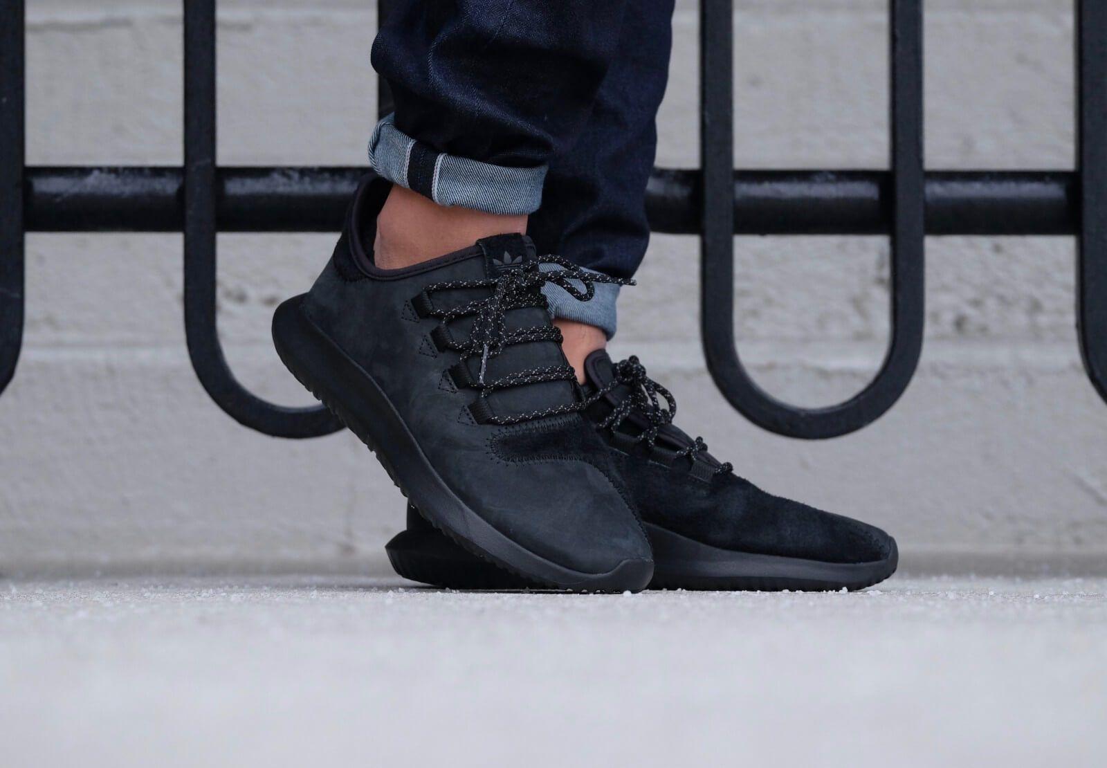 3d60edf73a36 Adidas Tubular Shadow Core Black Footwear White - BB8942