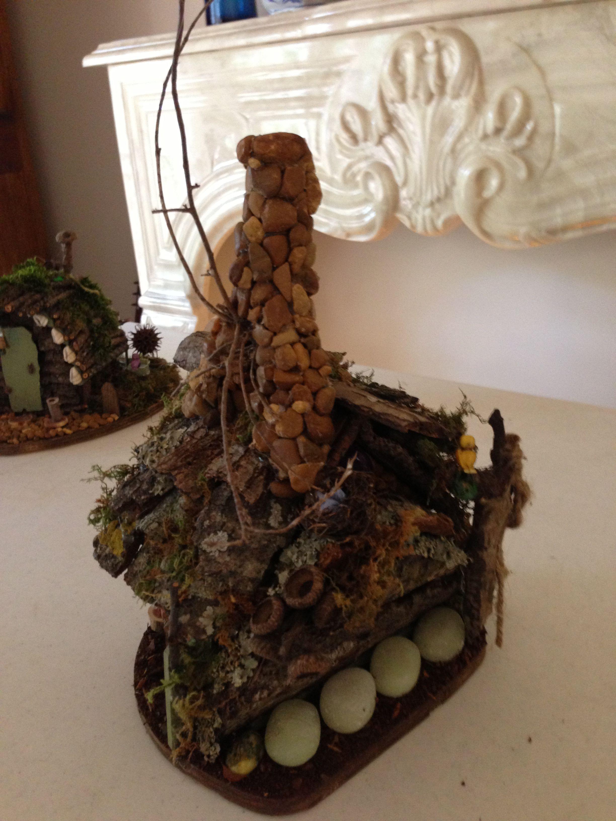 Back of Fairy House