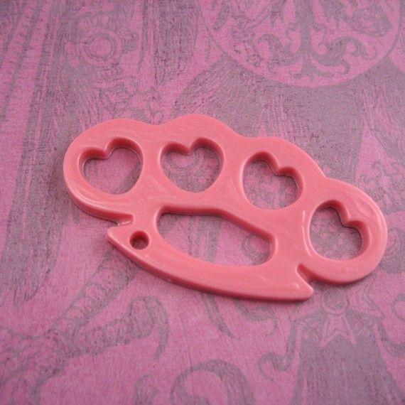 Resin knuckle