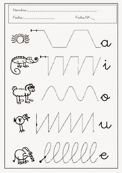 Resultado de imagen para tarea para jardin de 5 años