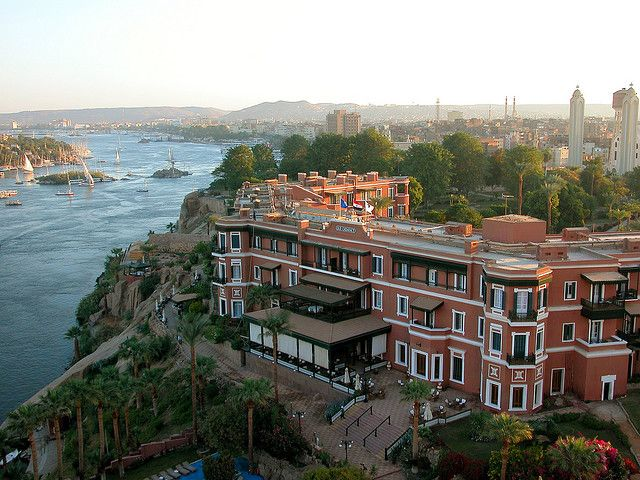 59 Old Cataract Hotel - Aswan | Aswan Egypt | Visit egypt