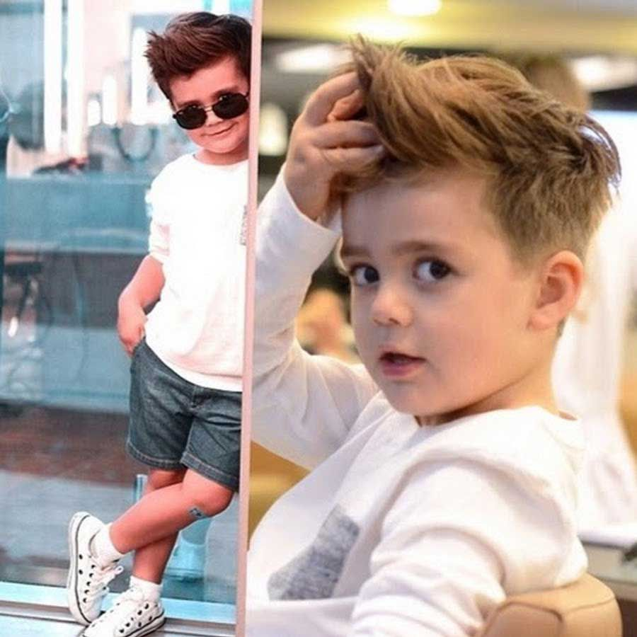 Latest Little Boy Haircuts And Hairstyles Best Hairstyles For - Haircut missoula