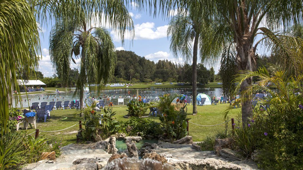 Warm Mineral Springs in North Port