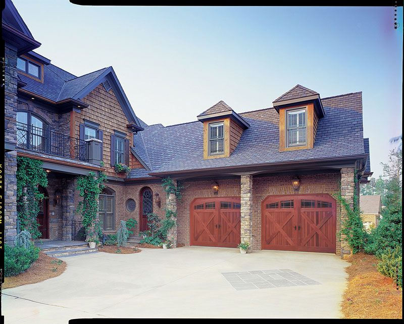I Am Going To Be Getting A New Garage Door I Think These Wood Doors
