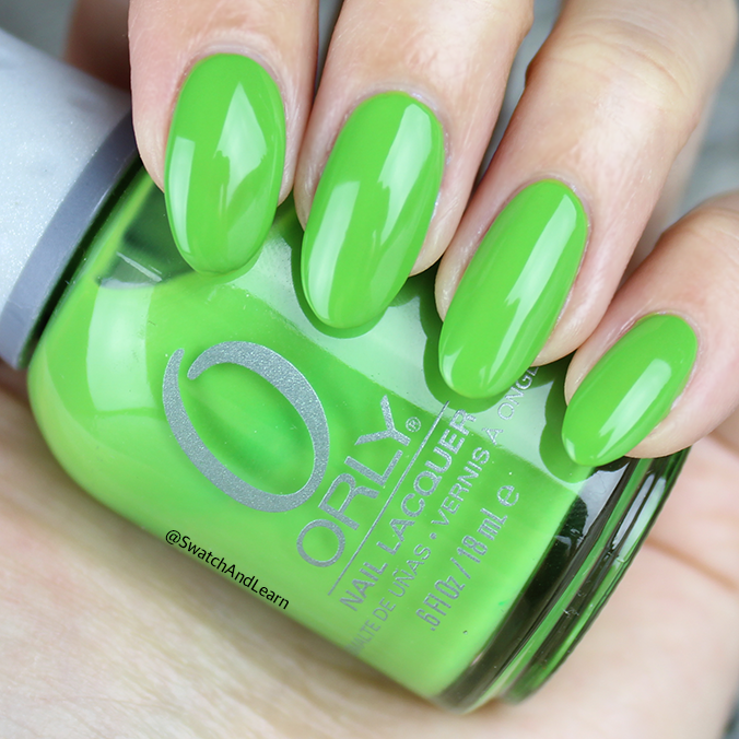 Orly Fresh gives your nails a trendy taste of Pantone\'s Colour of ...