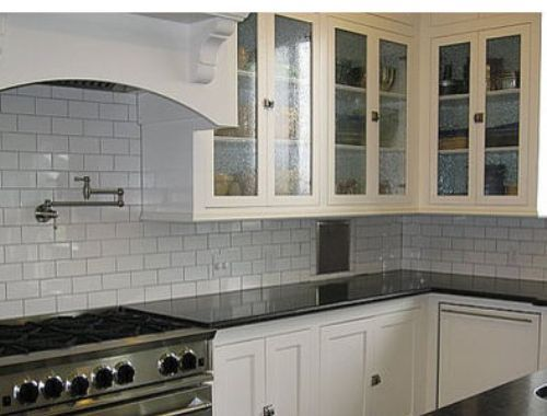 Tile Backsplash With White Cabinets white backsplash with white cabinets – cabinet image idea – just