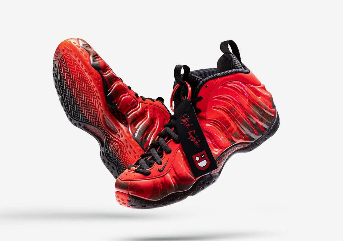Nike Air Foamposite One Doernbecher Release Info | that DOPE