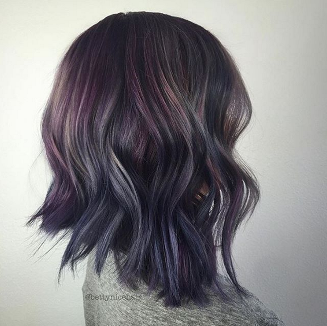 Were Seeing A Lot Of Funky Hair Colors All Over The Internet These