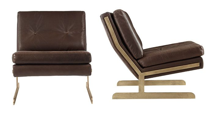Lance Chair By @bernhardtinc    Available From The Tin Roof In Spokane WA #
