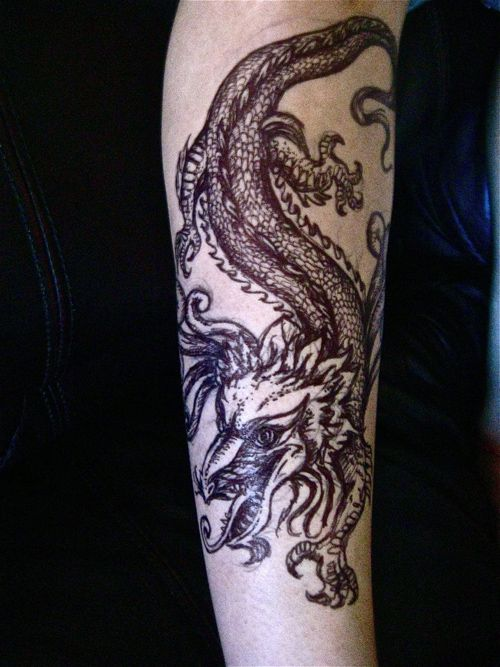 Getting Forearm Tattoos for Men Will Make Your Arm Look Adorable ...