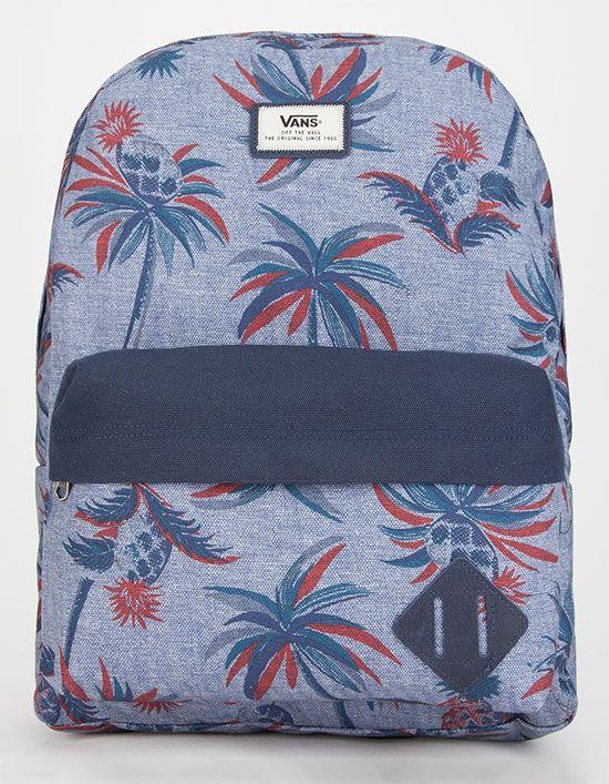 c6e8af03795d4d VANS Castaway Old Skool II Backpack