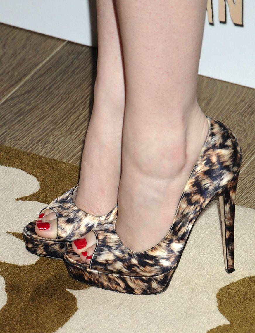 Emma Stone's High Heels XoXo   Brian