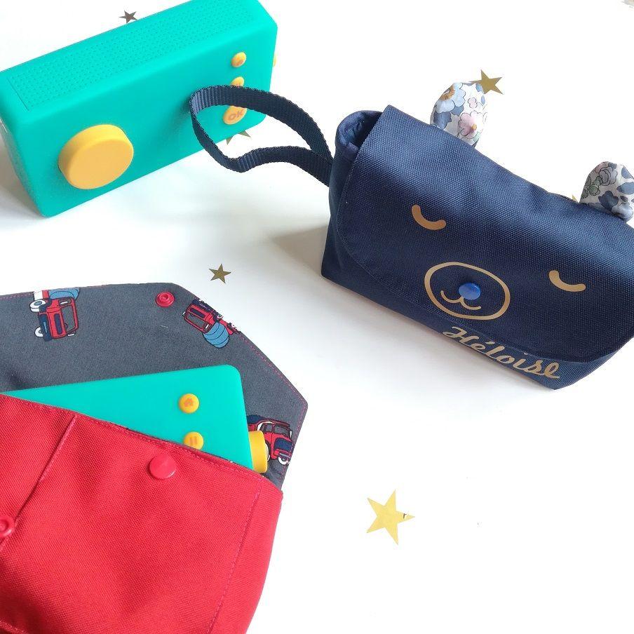 Pochette Pour La Fabrique A Histoire Lunii Idee Couture