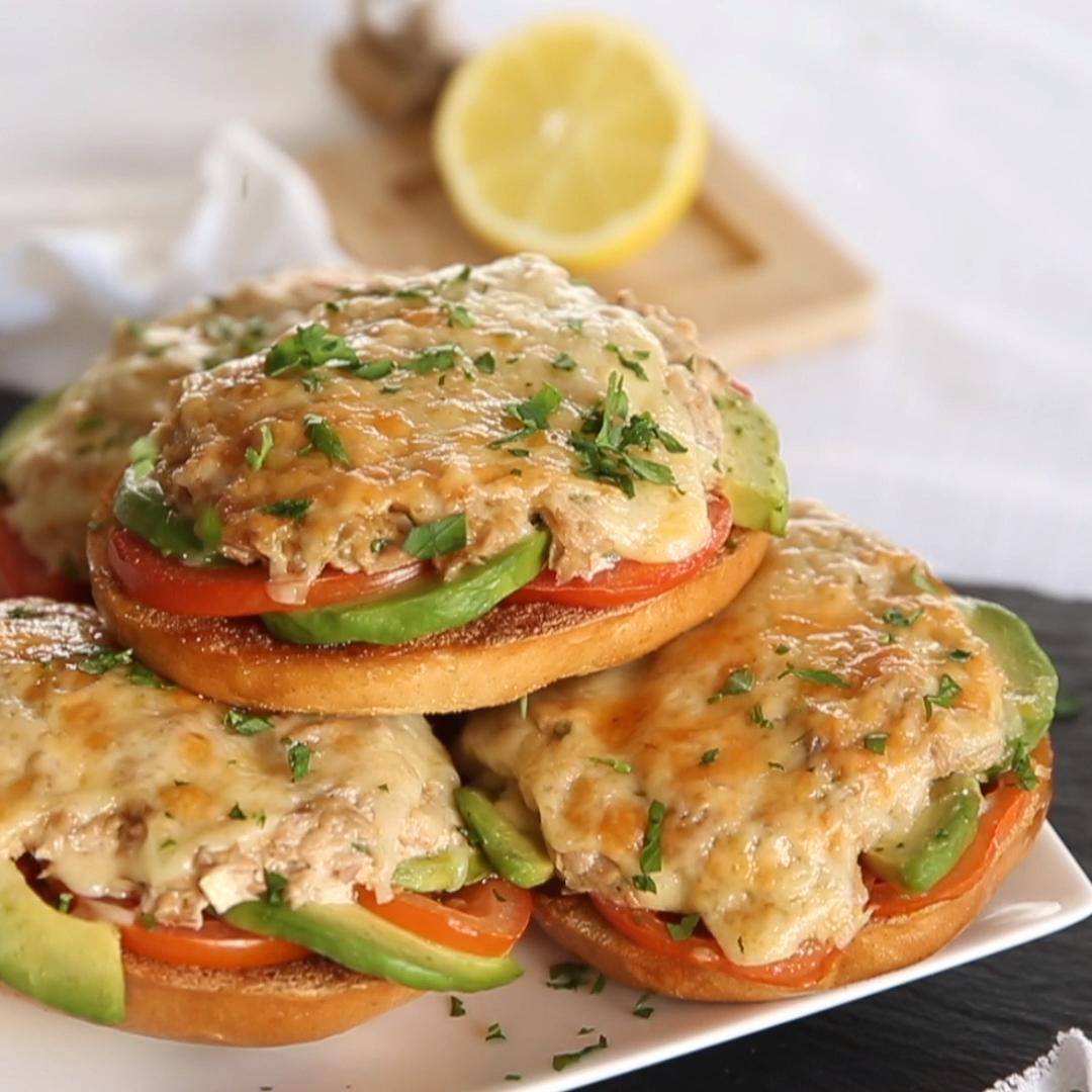 Avocado Tuna Melt images