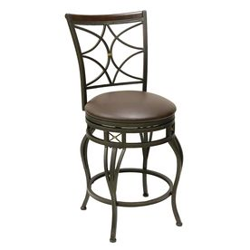 Admirable Oil Rubbed Bronze 25 In Counter Stool Furniture Ideas In Short Links Chair Design For Home Short Linksinfo