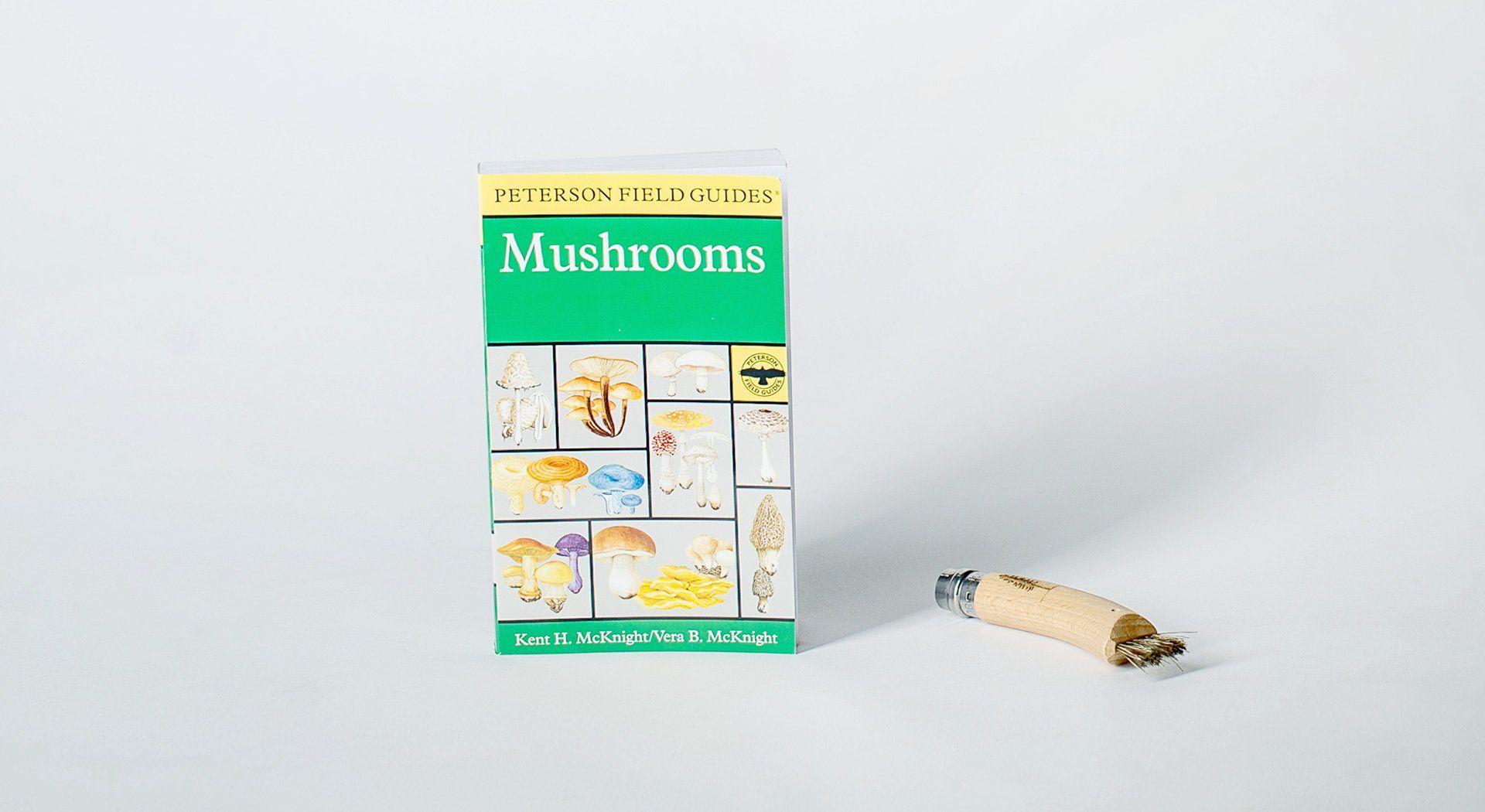 A Peterson Field Guide to Mushrooms: North America Authors Kent H. McKnight  Vera B