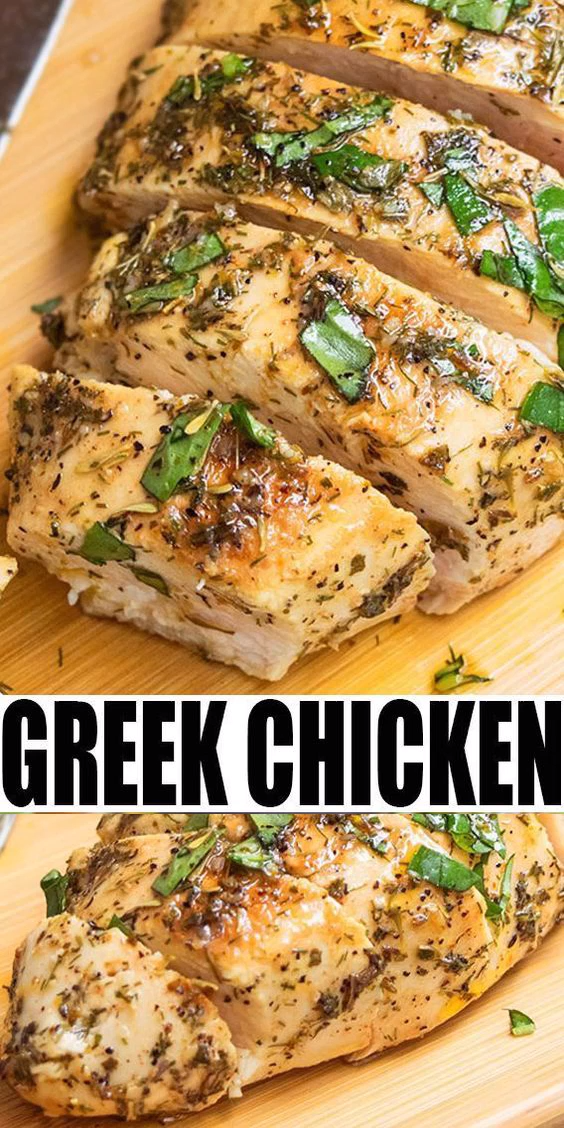 Greek Chicken Marinade Recipe images