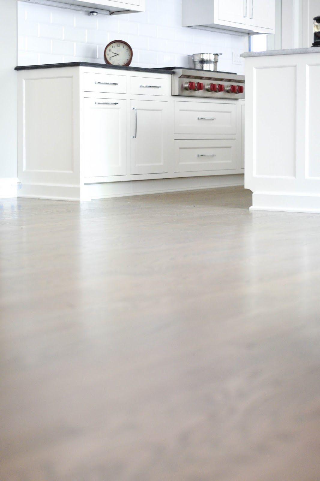Staining Hardwood Floors Grey