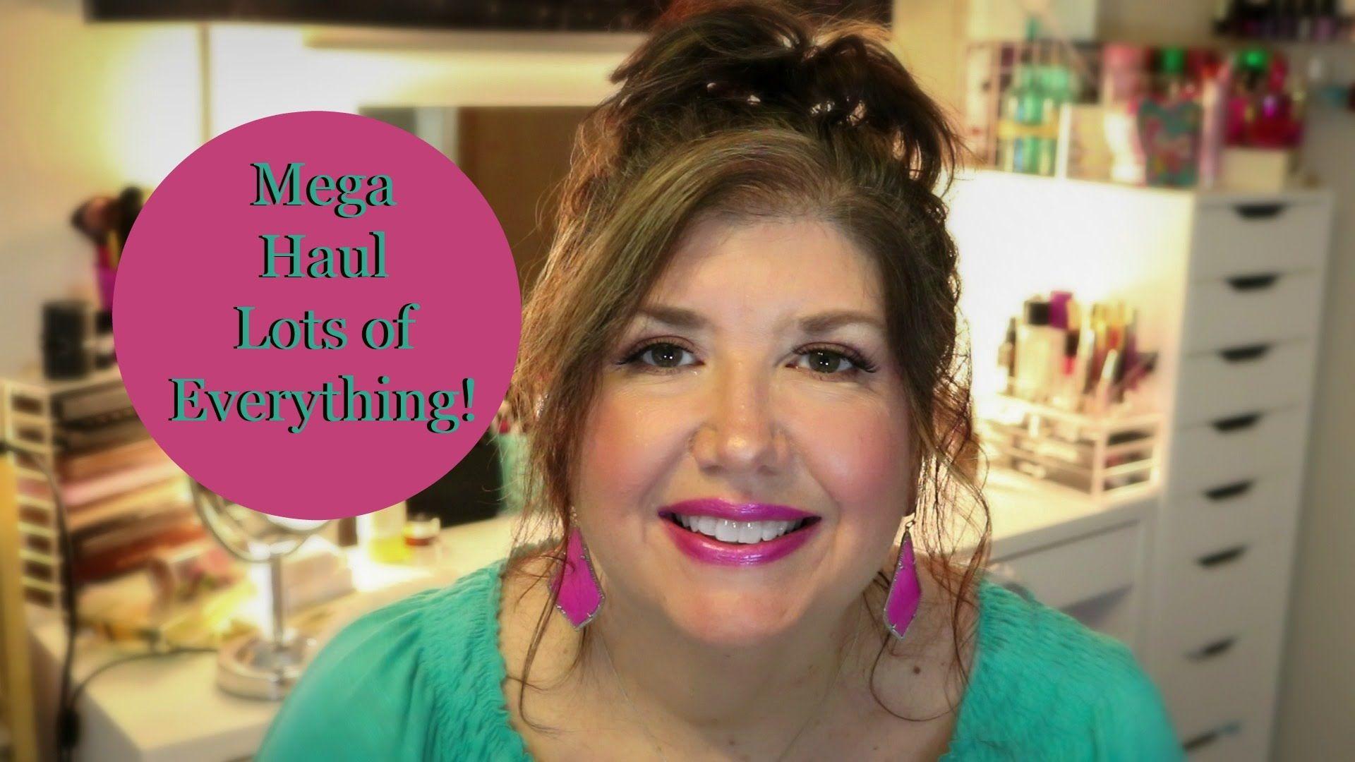 Mega Makeup HaulWags,CVS, Dollar General, Colour Pop