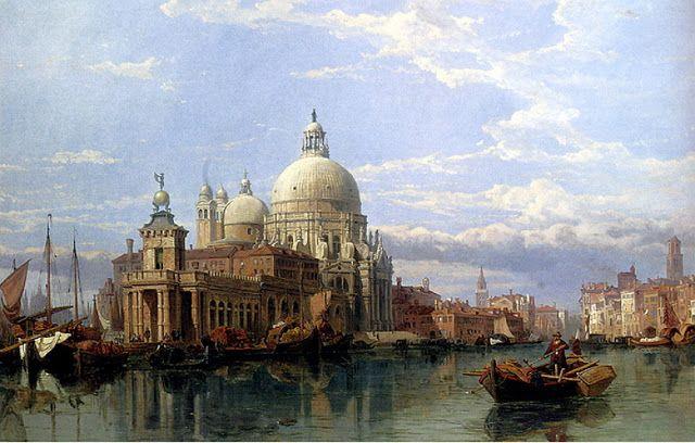"Galeria Pinturas ""Pedro Figari"" Venecia y sus pintores... Ingresa a la sala pulsando el Link: http://galeria-pinturas-a01.blogspot.com/2013/02/blog-post.html"